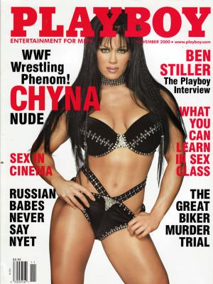 Playboy - November 2000