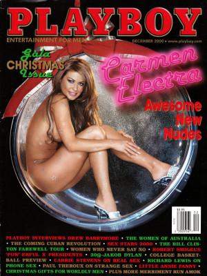 Playboy - December 2000