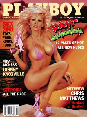 Playboy - July 2001