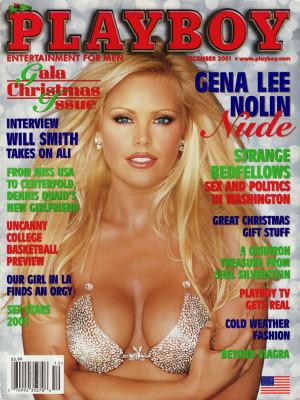 Playboy - December 2001