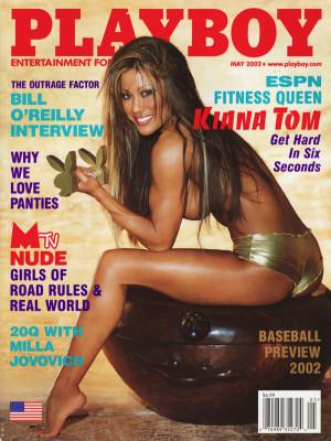 Playboy - May 2002