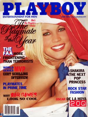 Playboy - June 2002