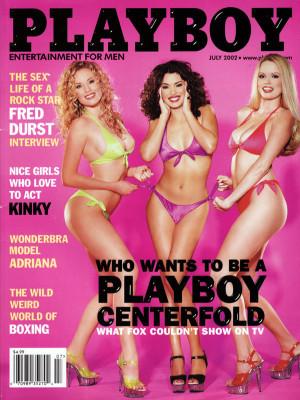 Playboy - July 2002