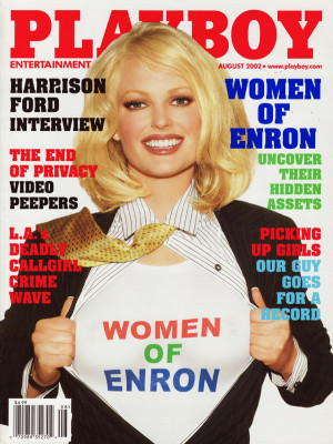 Playboy - August 2002