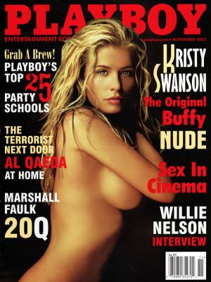Playboy - November 2002