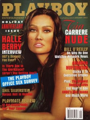 Playboy - January 2003