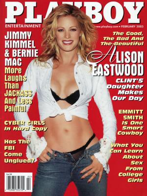 Playboy - February 2003