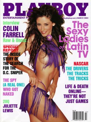 Playboy - March 2003
