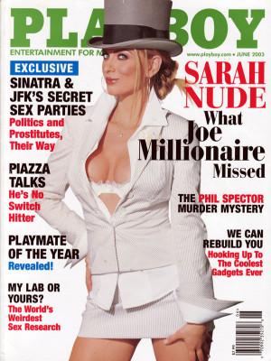 Playboy - June 2003