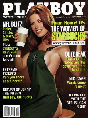 Playboy - September 2003