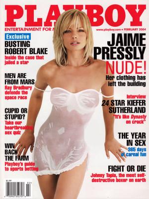 Playboy - February 2004