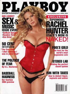 Playboy - April 2004