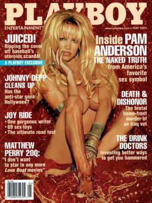 Playboy - May 2004
