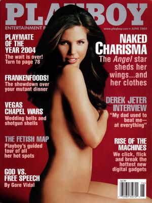 Playboy - June 2004