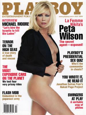 Playboy - July 2004