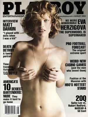 Playboy - August 2004