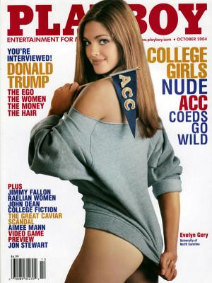 Playboy - October 2004