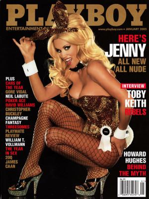 Playboy - January 2005