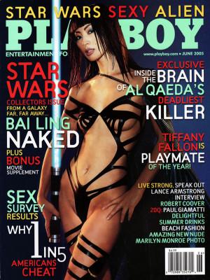 Playboy - June 2005