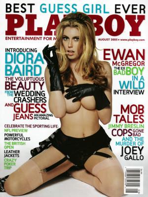 Playboy - August 2005