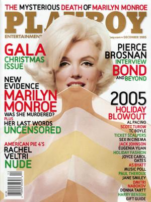 Playboy - December 2005