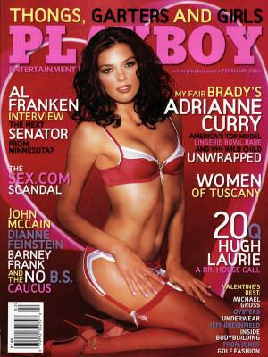 Playboy - February 2006