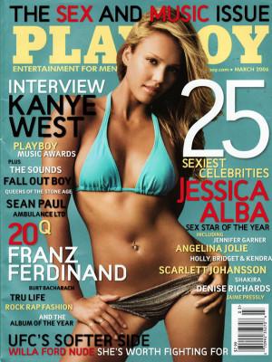 Playboy - March 2006
