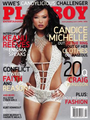 Playboy - April 2006