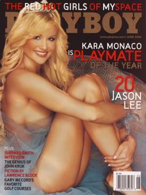 Playboy - June 2006