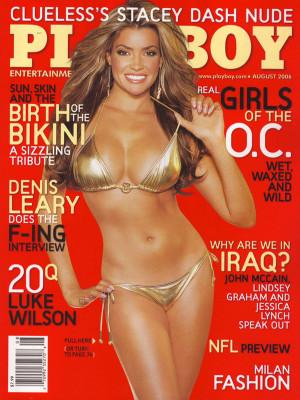 Playboy - August 2006