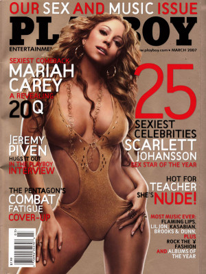 Playboy - March 2007