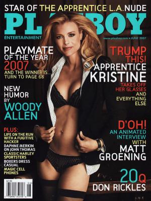 Playboy - June 2007