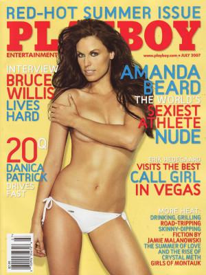Playboy - July 2007