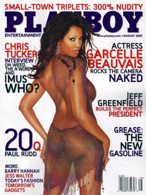 Playboy - August 2007