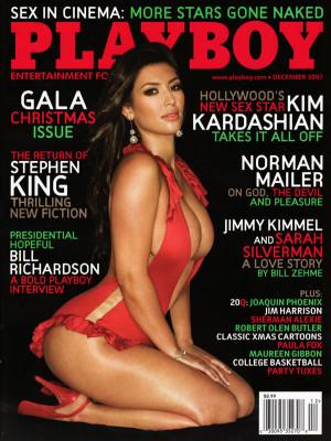 Playboy - December 2007