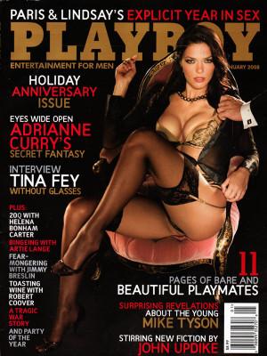 Playboy - January 2008