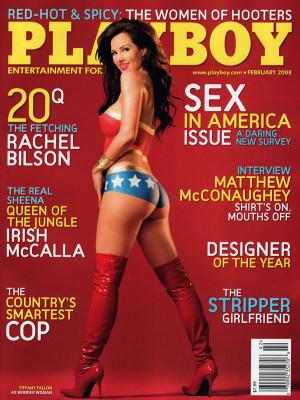Playboy - February 2008