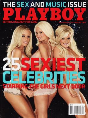 Playboy - March 2008