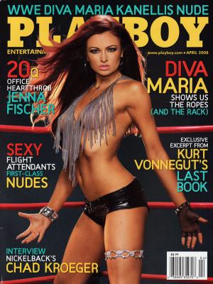 Playboy - April 2008