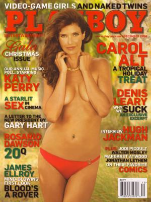 Playboy - December 2008