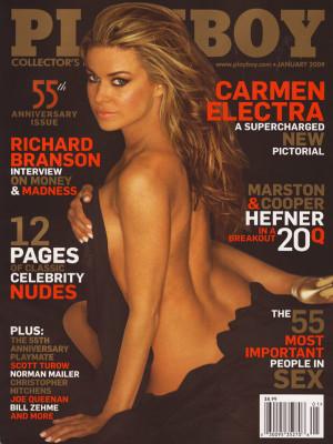 Playboy - January 2009