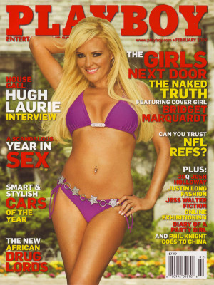 Playboy - February 2009