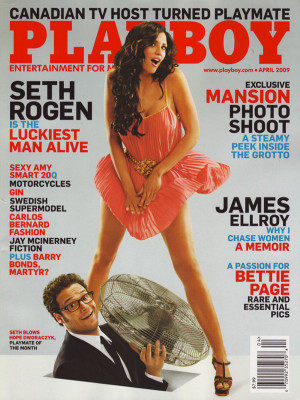 Playboy - April 2009