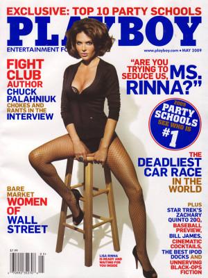 Playboy - May 2009