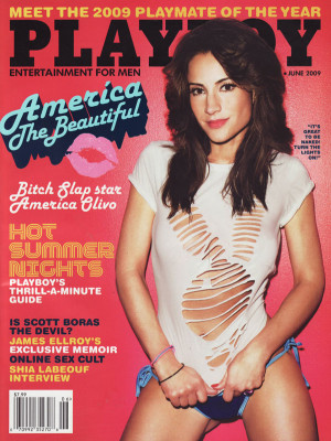 Playboy - June 2009