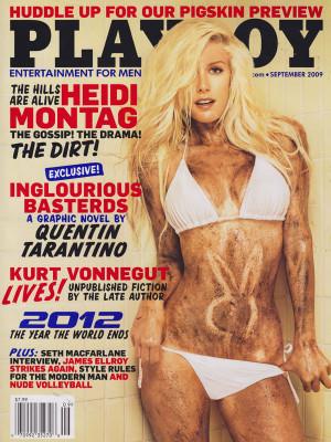 Playboy - September 2009