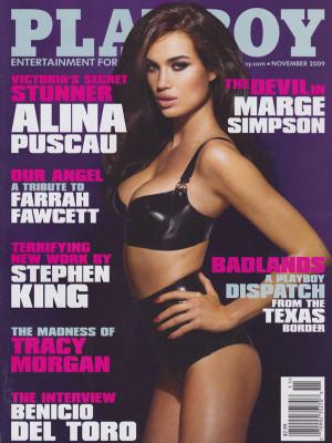 Playboy - November 2009