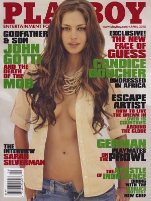 Playboy - April 2010