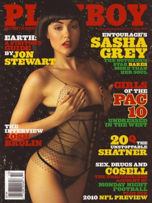 Playboy - October 2010