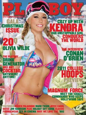 Playboy - December 2010